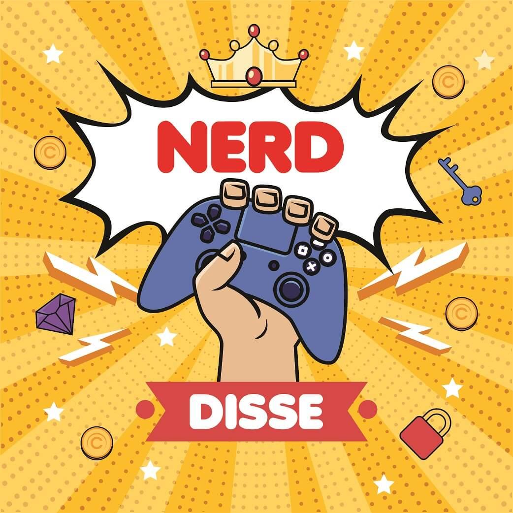 (c) Nerddisse.com.br